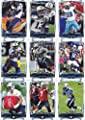 Tennessee Titans 2014 Topps NFL Football Complete Regular Issue 9 Card Team Set Including Jake Locker, Zach Mettenberger Plus