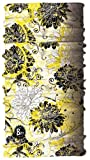 Buff UV Head Cover, Yellow Fleur
