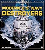 img - for Modern U. S. Navy Destroyers (Enthusiast Color) Paperback May 14, 2001 book / textbook / text book