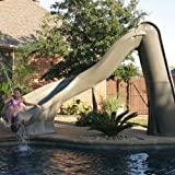 Pool Slides:Turbo Twister Swimming swimming pool Slide