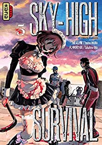 Sky-high survival Edition simple Tome 5