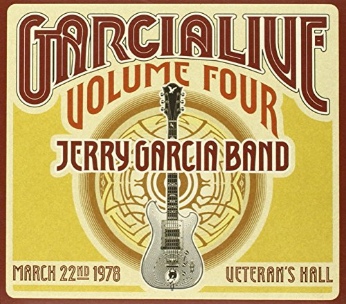 Jerry Garcia - Garcialive Volume Four: March 22nd, 1978 Veteran
