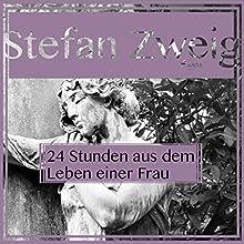 24 Stunden aus dem Leben einer Frau Hörbuch von Stefan Zweig Gesprochen von: Reiner Unglaub