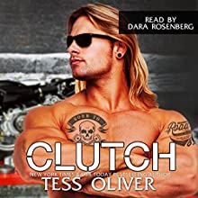 Clutch: Custom Culture #2 (       UNABRIDGED) by Tess Oliver Narrated by Dara Rosenberg