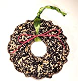 Birdseed Wreath Made in USA