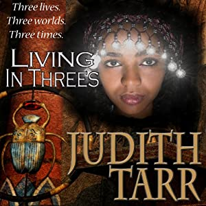 Living in Threes Audiobook