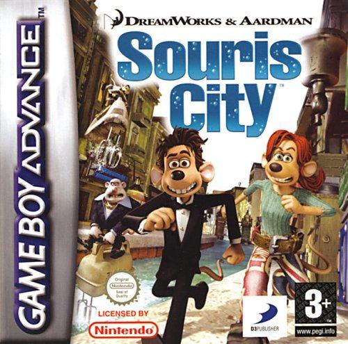 Souris City - Game Boy Advance - PAL
