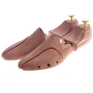 Songmics Civières De Chaussures De Haute Qualité De Cèdre Gr. 43-44 De Lst003 F6hmAjz3aW