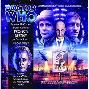 Destiny (Doctor Who) - Cavan Scott, Mark Wright