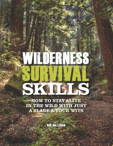 Wilderness Survival Skills: How To Survive In The Wild With Just A Blade And Your Wits