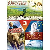 Owd Bob & Nico the Unicorn & Impossible Elephant [DVD] [Region 1] [US Import] [NTSC]