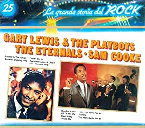 Gary Lewis & the Playboys, Eternals, Sam Cooke / Vinyl record [Vinyl-LP]