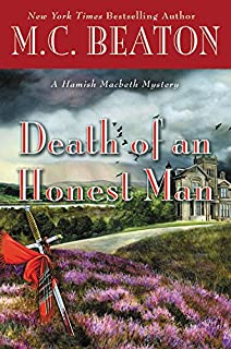 Book Cover: Death of an Honest Man