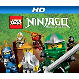LEGO Ninjago: Masters of Spinjitzu: The Complete First Season [HD]