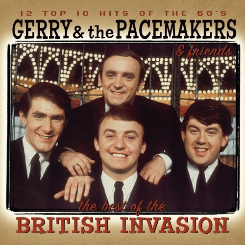 The Best Of The British Invasion cover