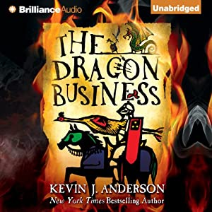 The Dragon Business | [Kevin J. Anderson]