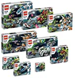 LEGO Galaxy Squad Set 70700 70701 70702 70704 70705 70706 70707 70708 70709