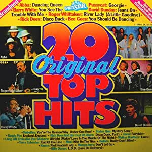 20 Original Top Hits [LP, Polystar] - Barry White a.o ...