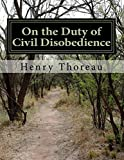 Image of On the Duty of Civil Disobedience