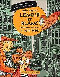 Lenoir et Blanc ont carte blanche à New York