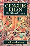 Genghis Khan: His Life and Legacy (0631189491) by Ratchnevsky, Paul