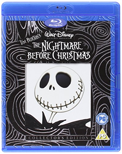 The Nightmare Before Christmas [Blu-ray] [UK-IMPORT]