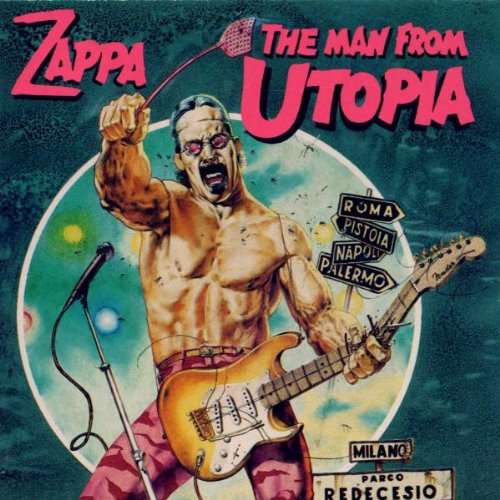 The Man from Utopia artwork