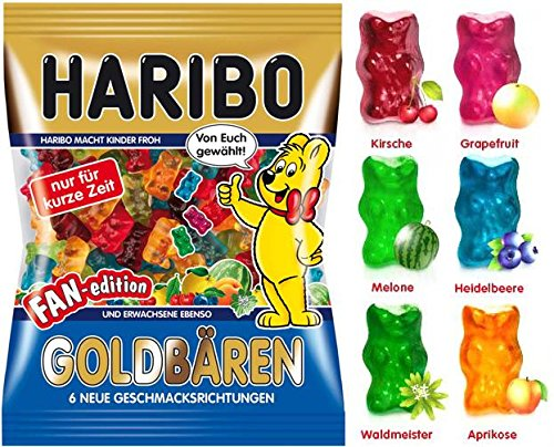Haribo Goldbären Fan Edition,