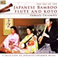The Art Of The Japanese Bamboo Flute And Koto