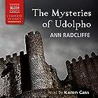 The Mysteries of Udolpho Hörbuch von Ann Radcliffe Gesprochen von: Karen Cass