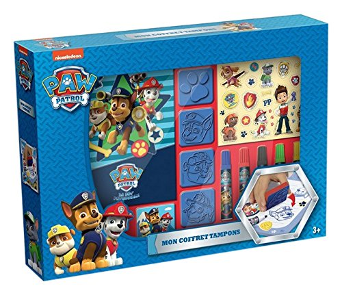 Canal Toys - Paw Patrol - Coffret Tampons