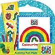 The Very Hungry Caterpillar - Activity Fun Pack por Dropship - BebeHogar.com