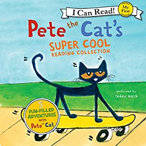 Pete the Cat's Super Cool Reading Collection | [James Dean]