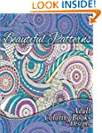 Beautiful Patterns Adult Coloring Boo...