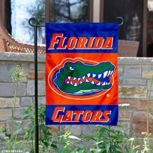 Buy Florida Gators Garden Flag and Yard Banner by College Flags and Banners Co.