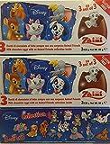 Zaini Disney Animal Friends 2 Box 6 Eggs Chocolate New