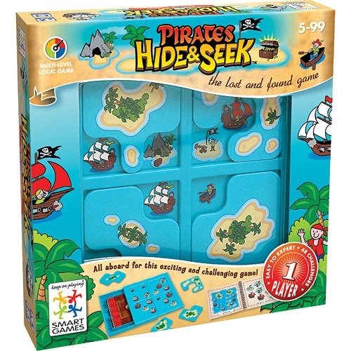 Pirates Hide and Seek