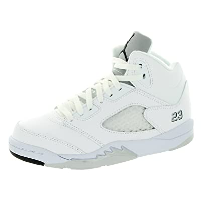 Nike Jordan Kids Air Jordan 5 Retro Bg Basketball Shoe