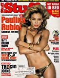 PAULINA RUBIO STUFF OCTOBER 2002 SEX TIPS FROM SUPERHERO WILLIAM H MACY RACHEL PERRY AND MORE!
