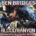 Blood Canyon (Jim Allison) Audiobook by Ben Bridges Narrated by Chaz Allen