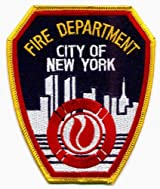 FDNY SHOULDER PATCH