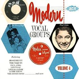 Modern Vocal Groups Vol 4