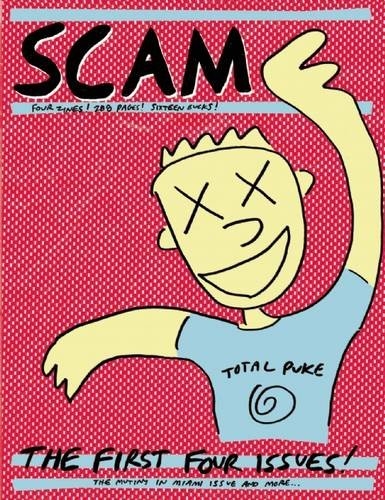 Scam: The First Four Issues (DIY)