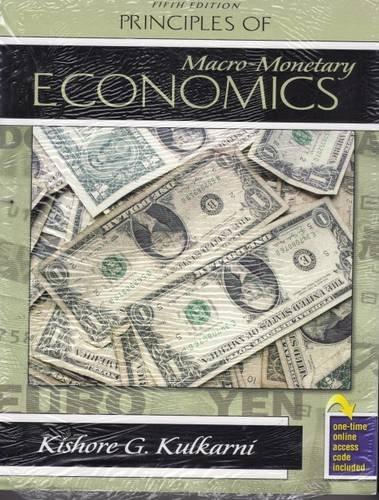 Principles of Macro-Monetary Economics