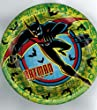 Batman Beyond Dessert Plate 8 in Pack Classic Retro 7 Inch