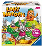 Toy - Ravensburger 21556 - Lotti Karotti - Kinderspiel