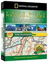 National Geographic Yosemite National Park Explorer