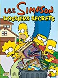 Les Simpson, Tome 7: Dossiers secrets (2874426776) by Gimple, Scott M.