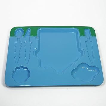 O0oplateau design pour pour enfants kidymiam couleur multicolore mati re - Plateau cuisine design ...