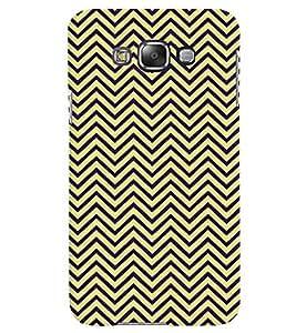 Fuson Premium I Love Yellow Printed Hard Plastic Back Case Cover for Samsung Galaxy Grand Max